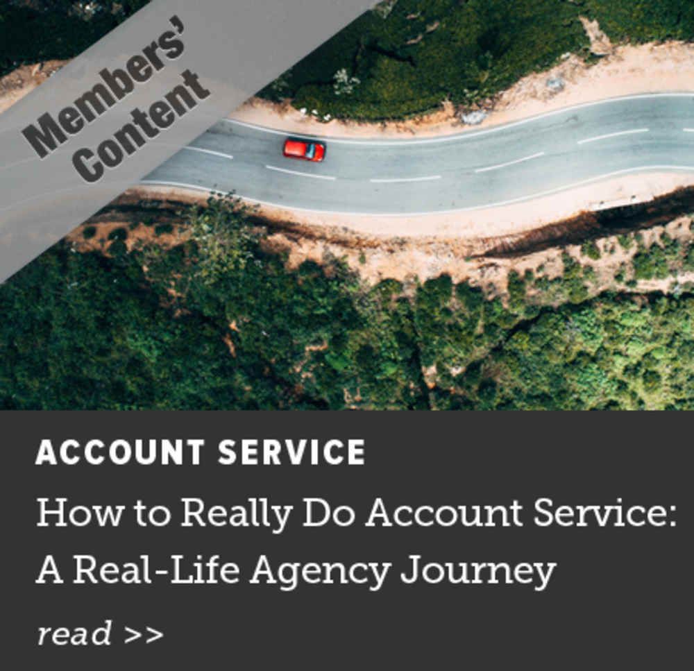 How to Really Do Account Service