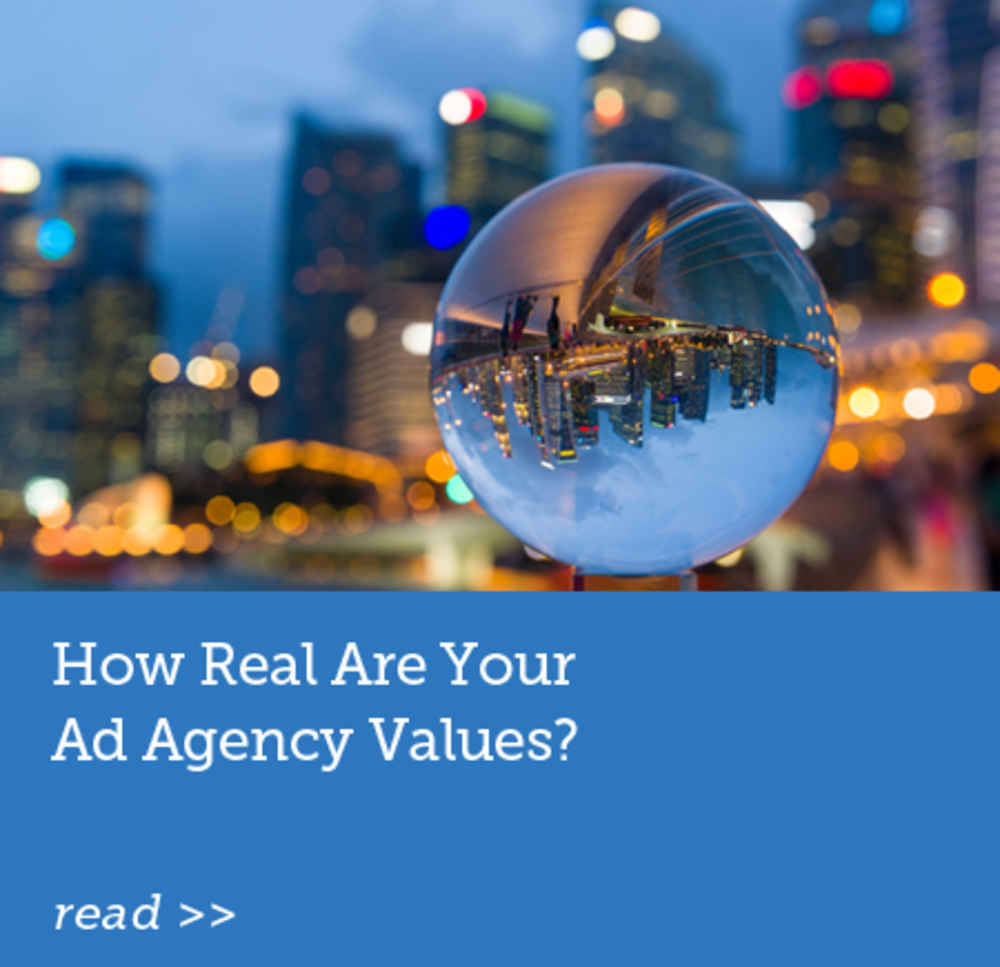How Real Are Your Agency Values?