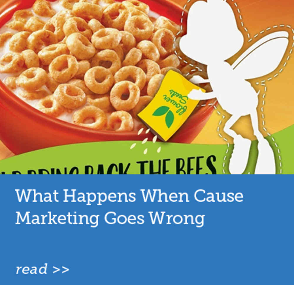 What Happens When Cause Marketing Goes Wrong