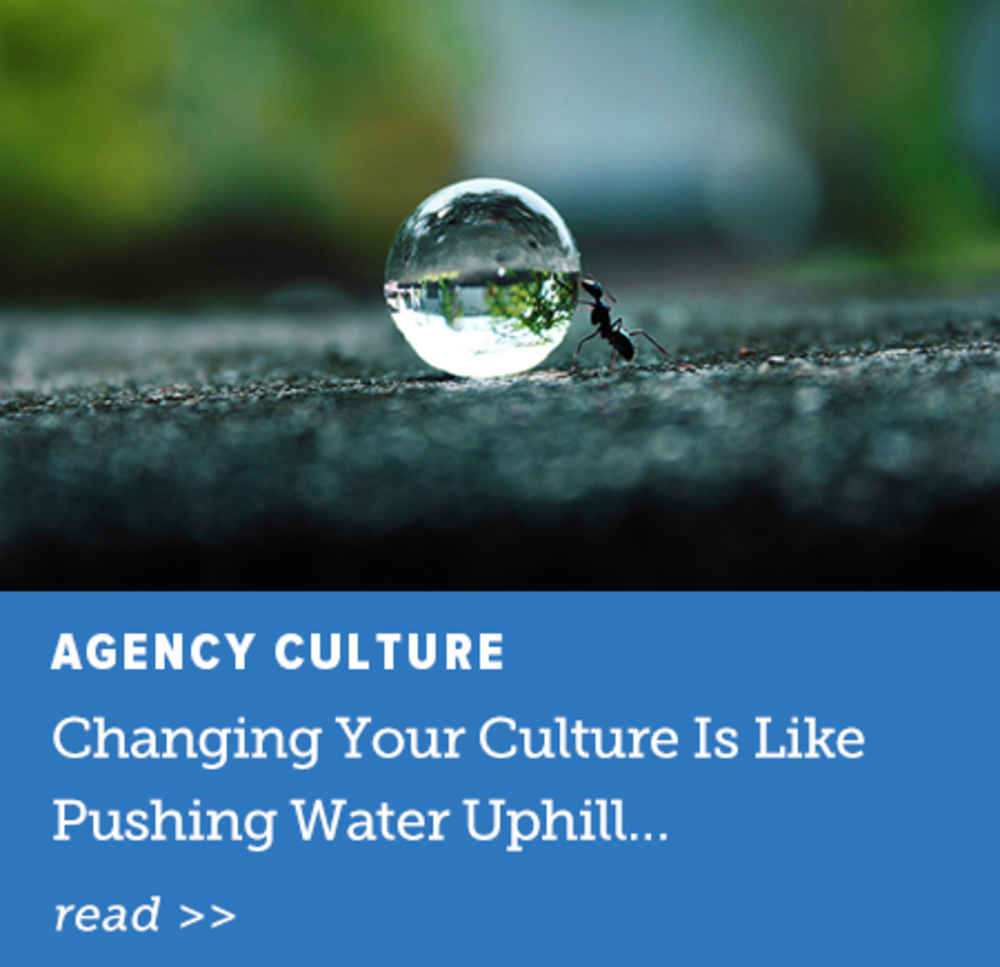 Changing Your Culture