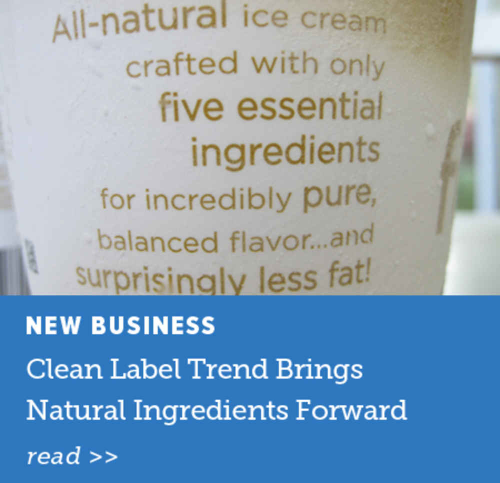 Clean Label Trend