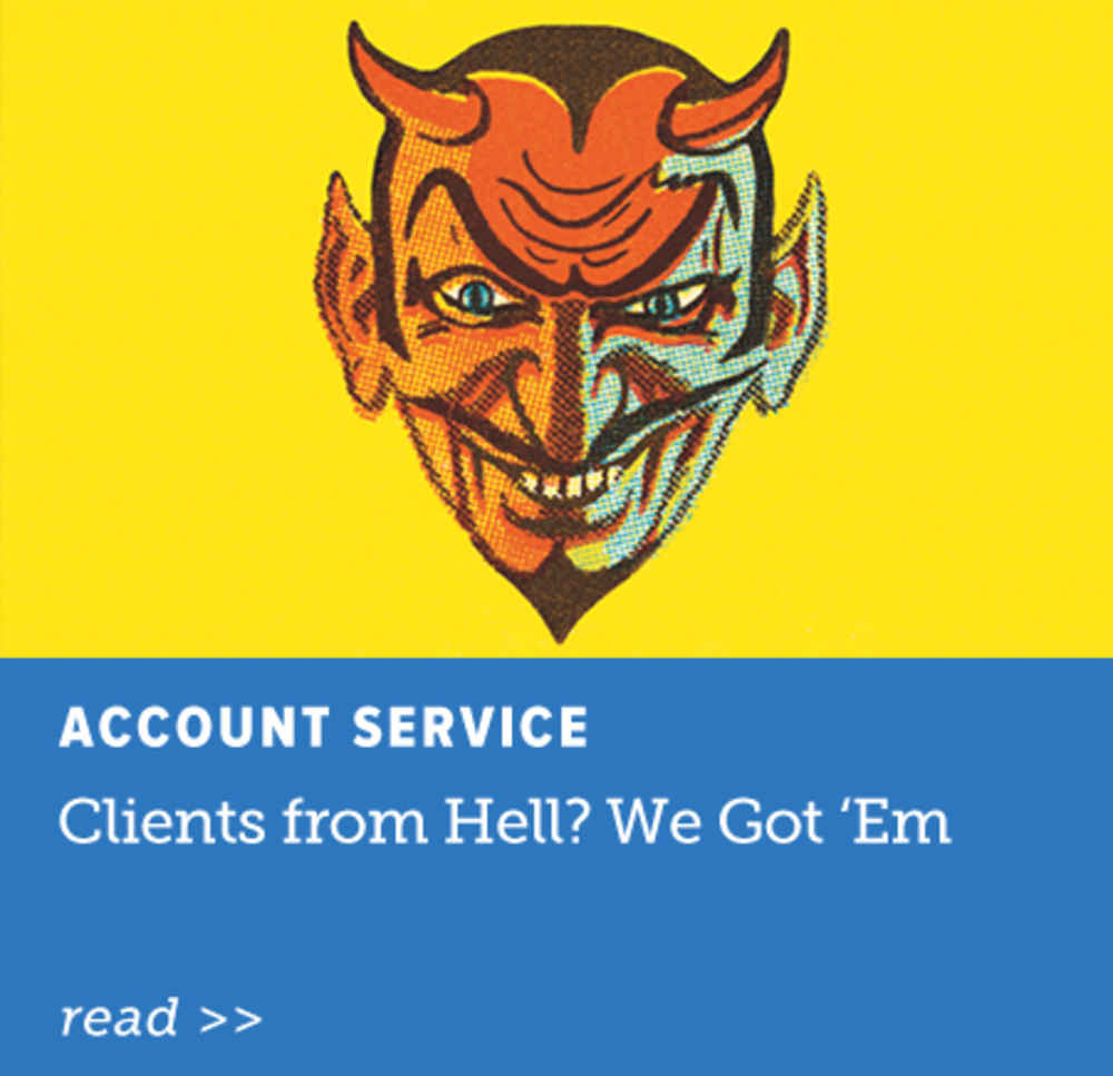 Clients from hell?