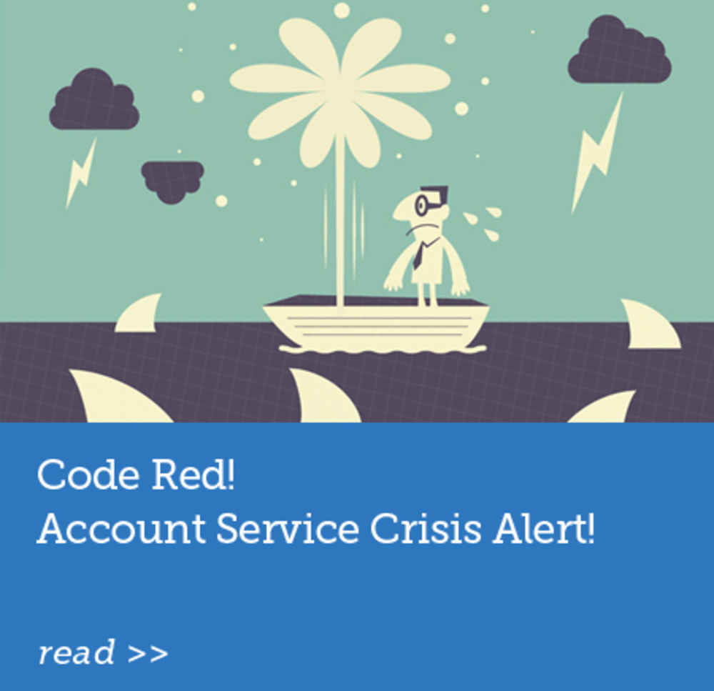 Code Red! Account Service Crisis Alert!