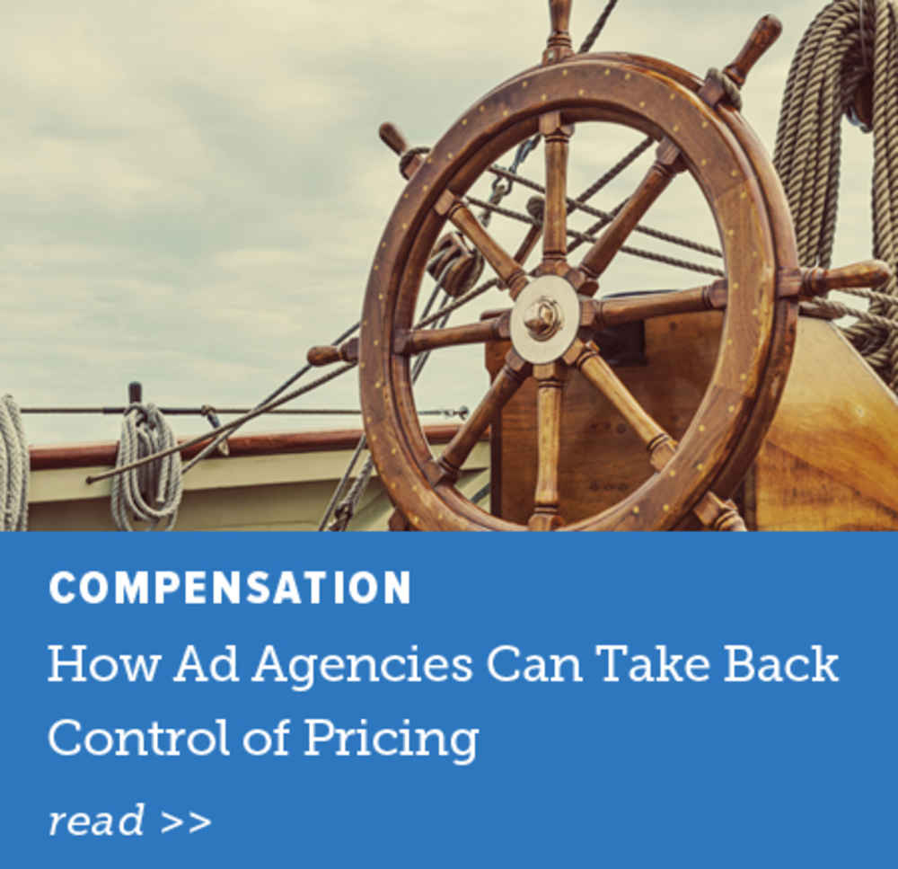 How Ad Agencies Can Take Back Control of Pricing