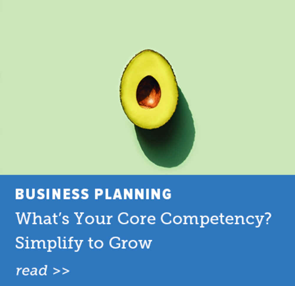 What's Your Core Competency?
