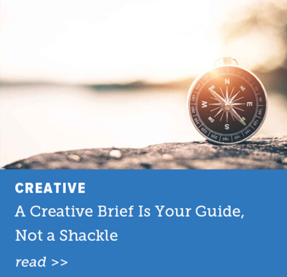 A Creative Brief is Your Guide
