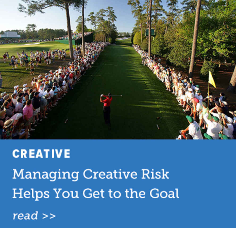 Managing Creative Risk