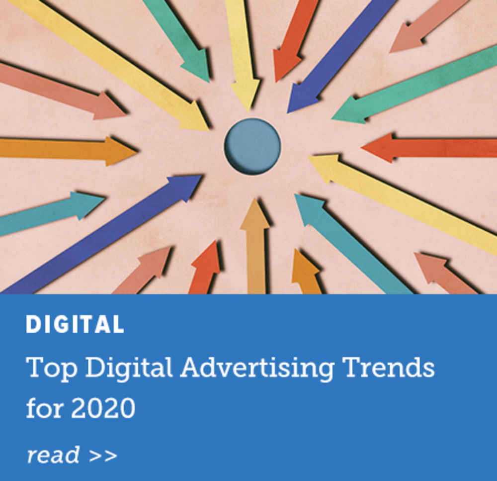 Top Digital Advertising Trends for 2020