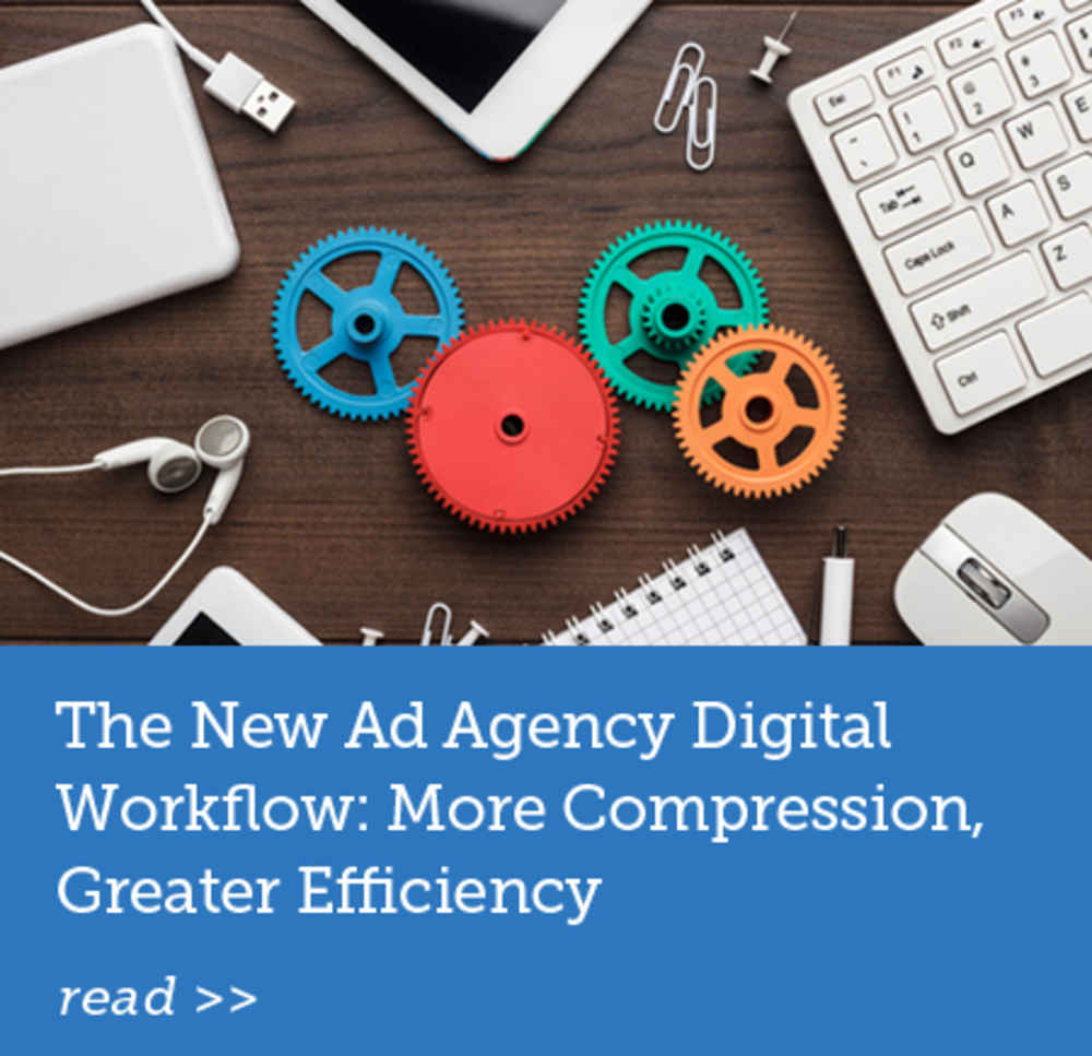 The New Ad Agency Digital Workflow