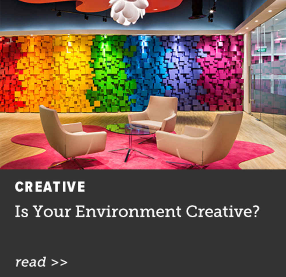 Is Your Environment Creative?