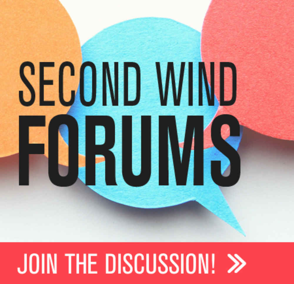 Second Wind Forums