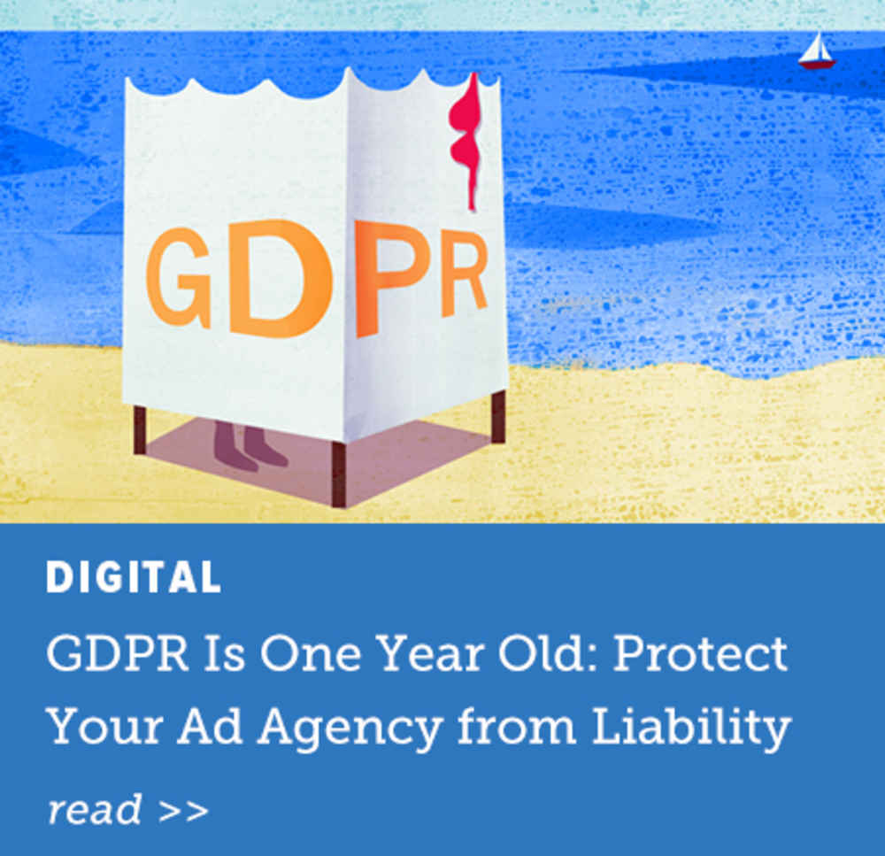 GDPR Is One Year Old