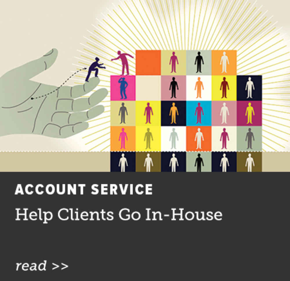 Help Clients Go In-House