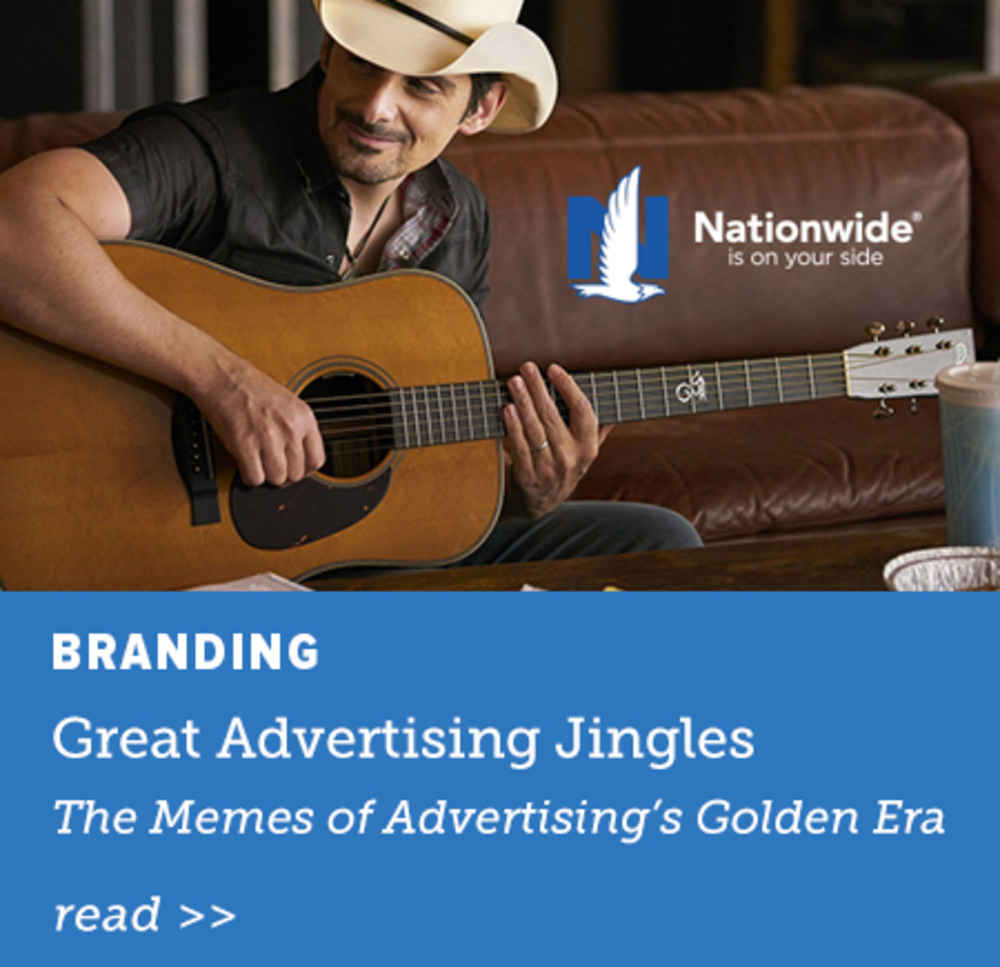 Great Advertising Jingles