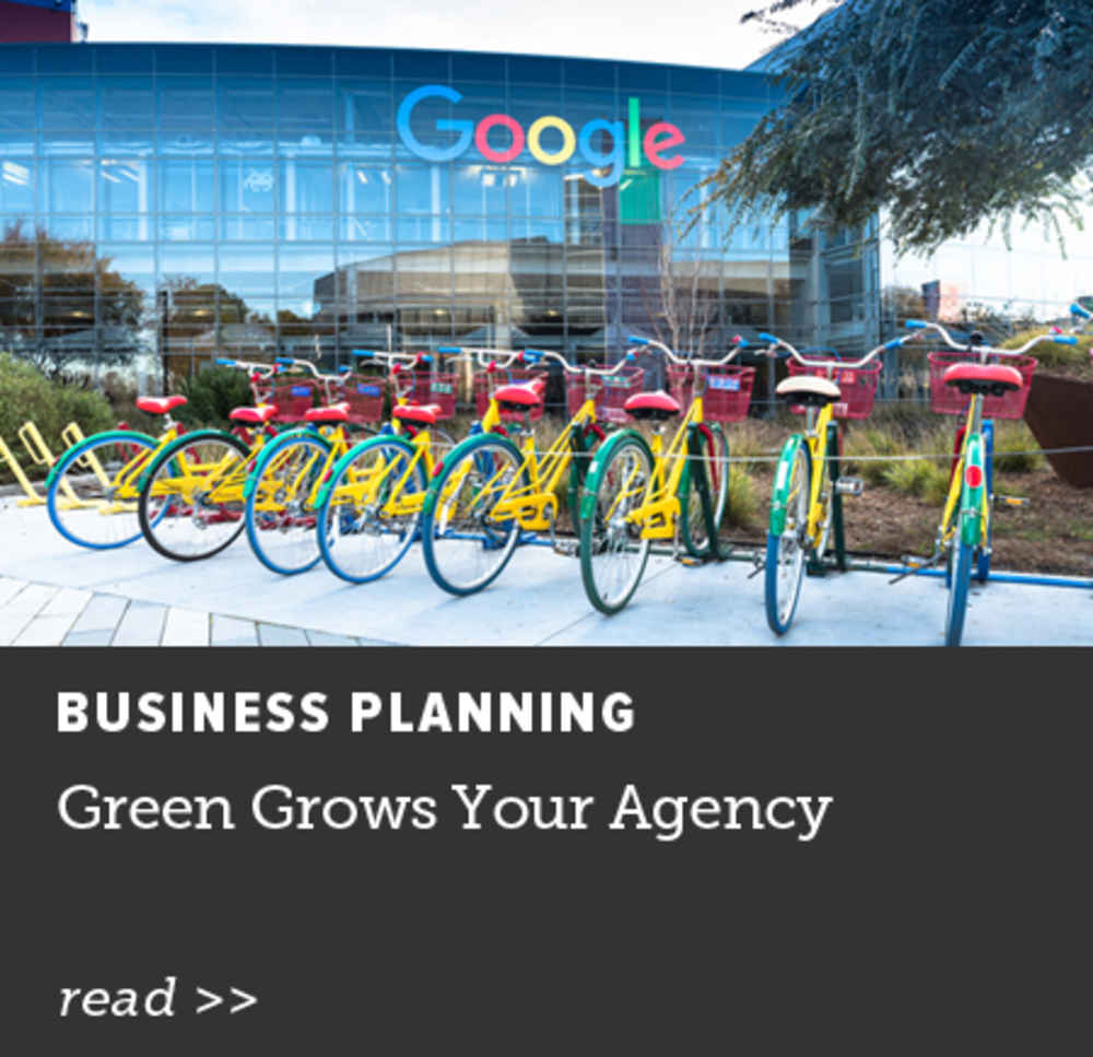 Green Grows Your Agency