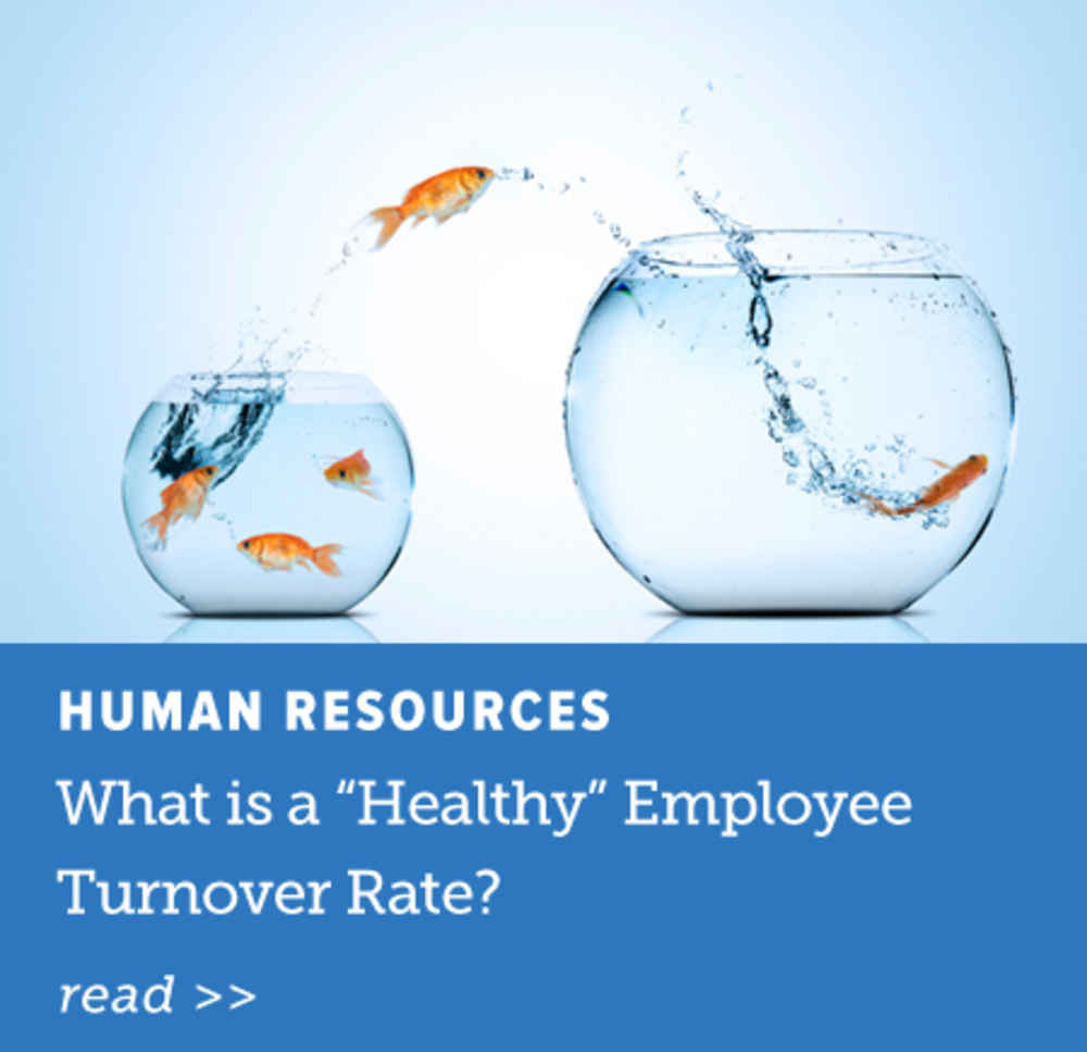 Healthy Turnover Rate