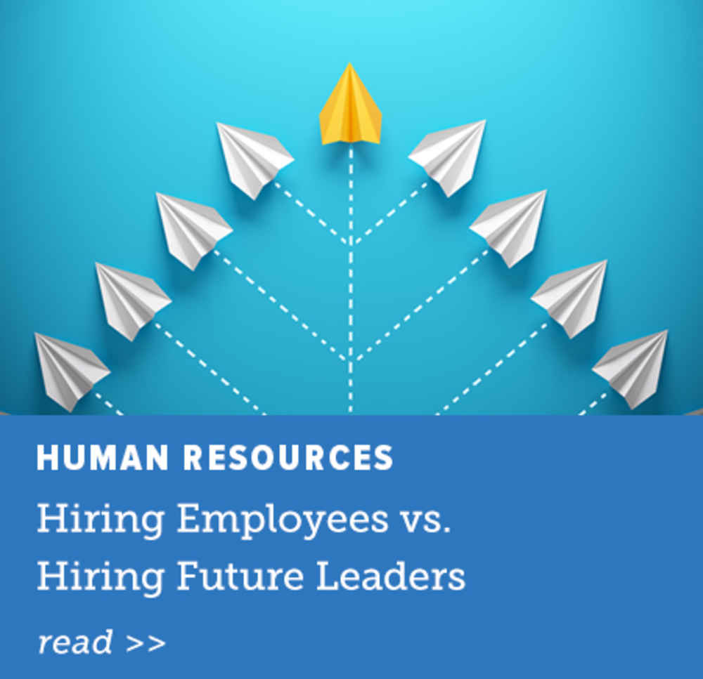 Hiring Future Leaders