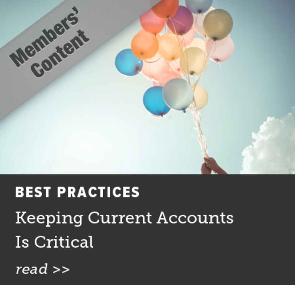 Keeping Current Account is Critical