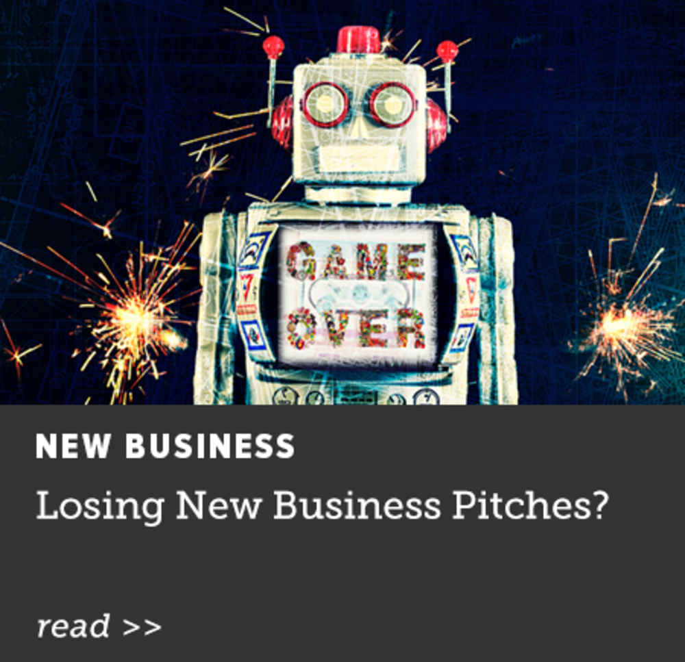 Losing New Business Pitches?