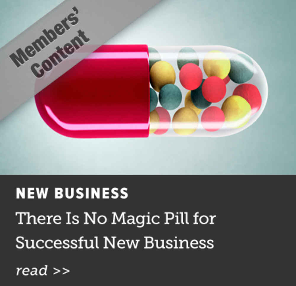 No Magic Pill