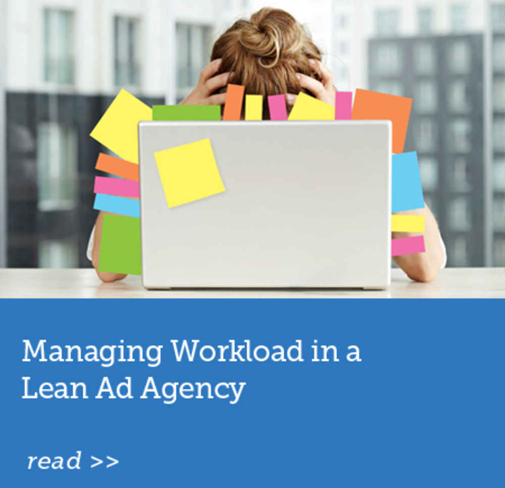 Managing Workload in a Lead Ad Agency