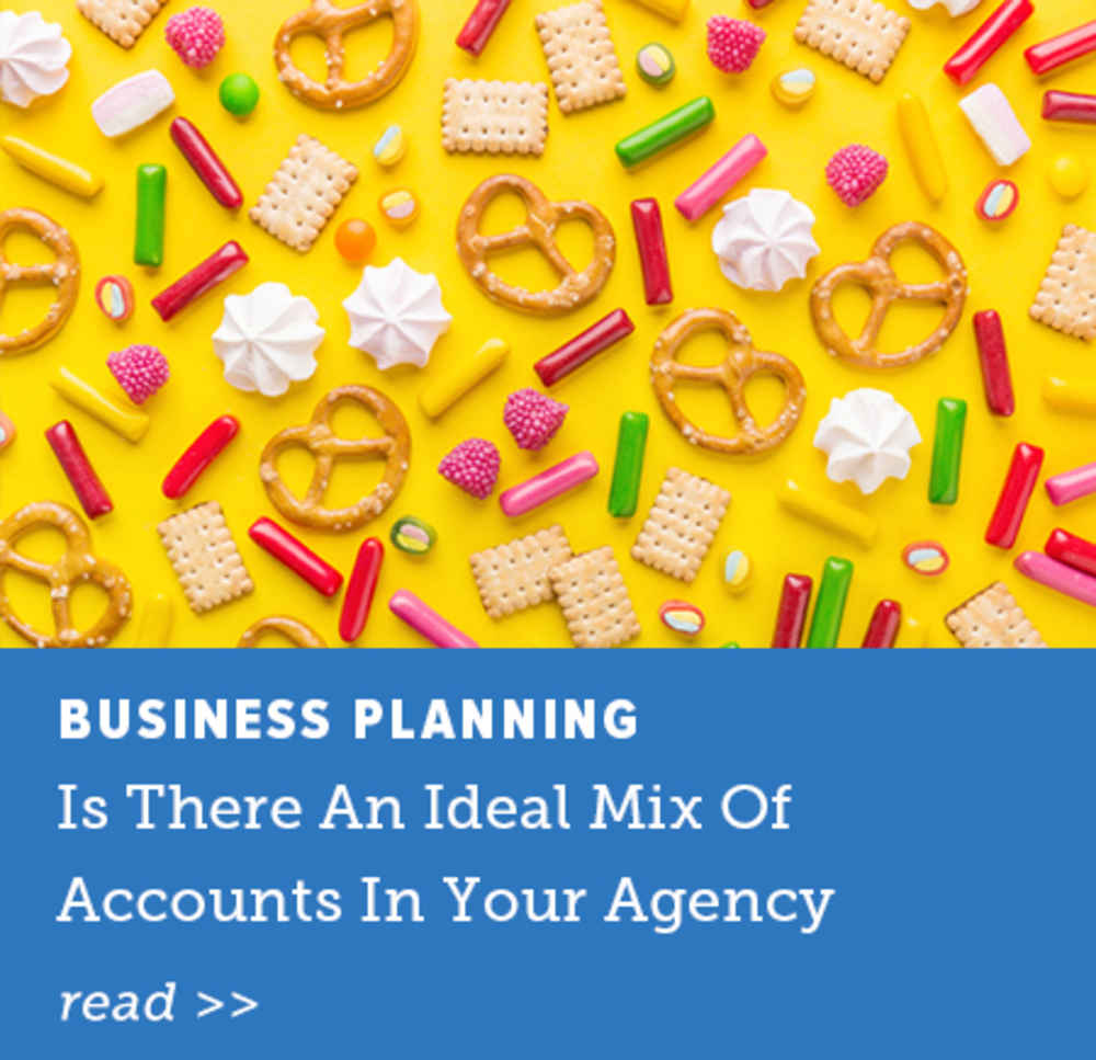 Ideal Mix of Accounts in Your Agency