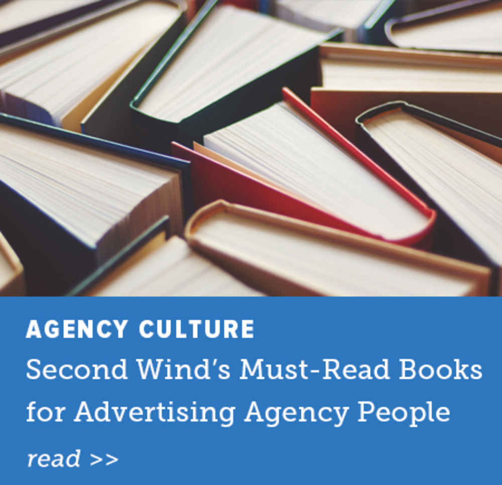 Must-Read Books for Ad Agency People