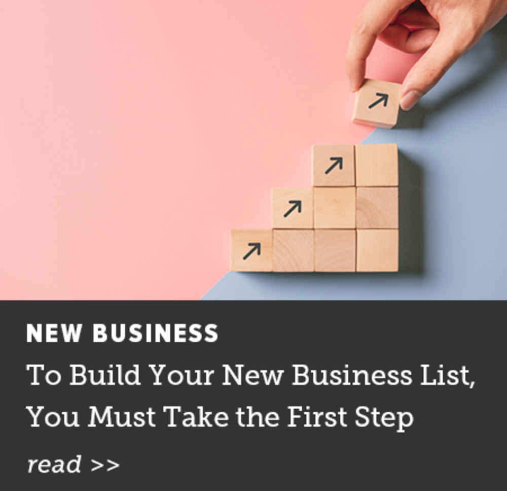 Build Your New Business List