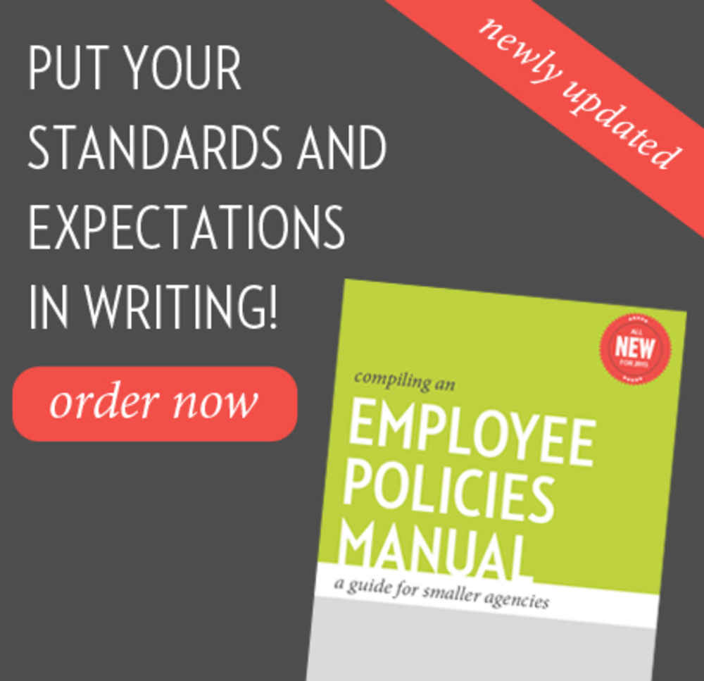 Employee Policies Manual