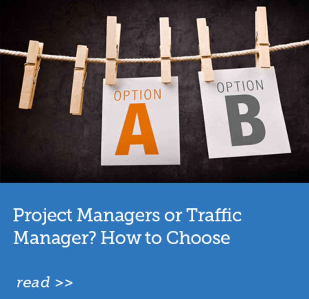 Second wind be a better agency for Ad agency traffic manager