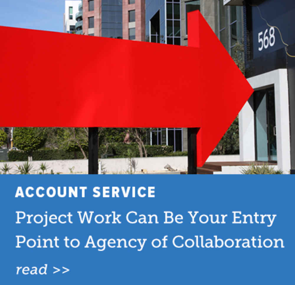 Project Work Can Be Your Entry Point to Agency of Collaboration