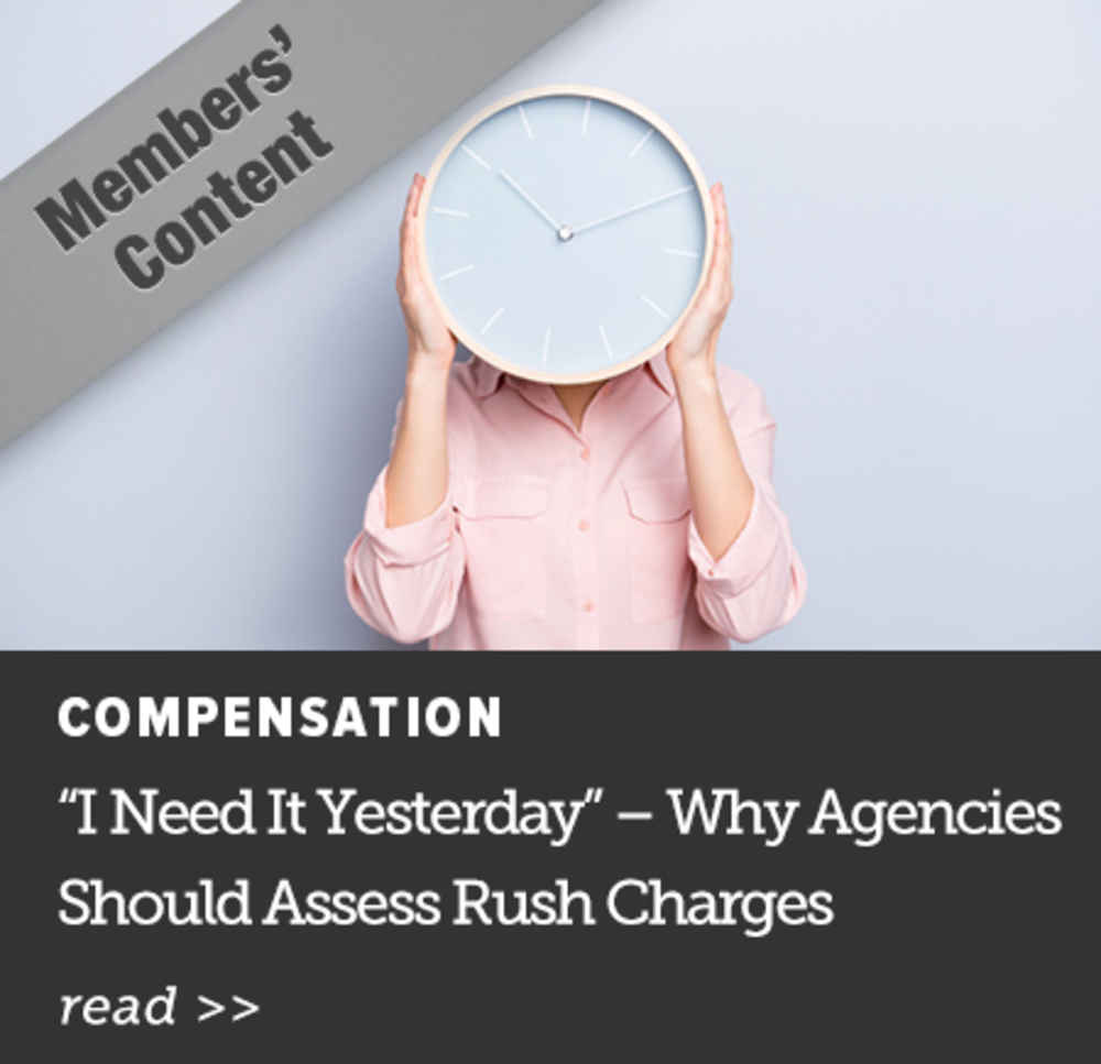 Why Agencies Should Assess Rush Charges