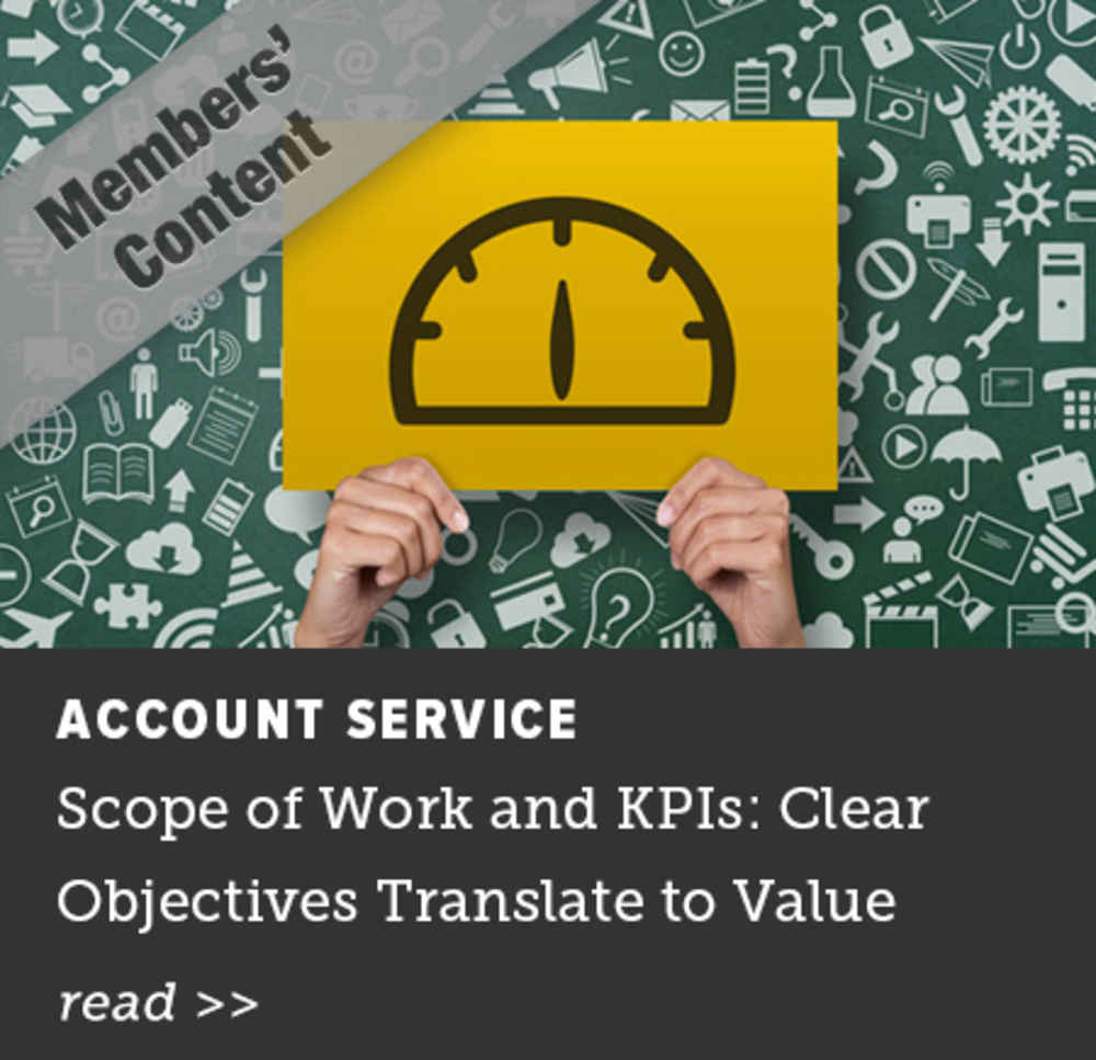 Scope of Work and KPIs