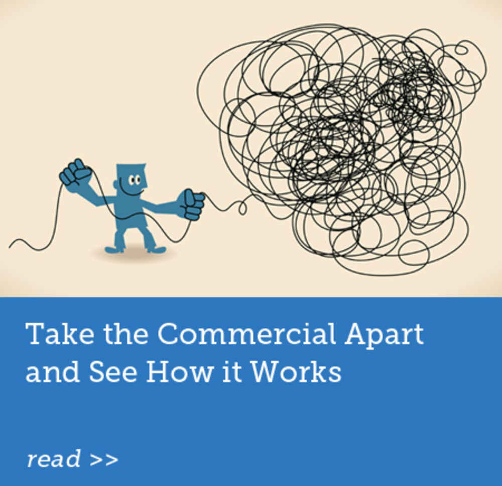 Take the Commercial Apart