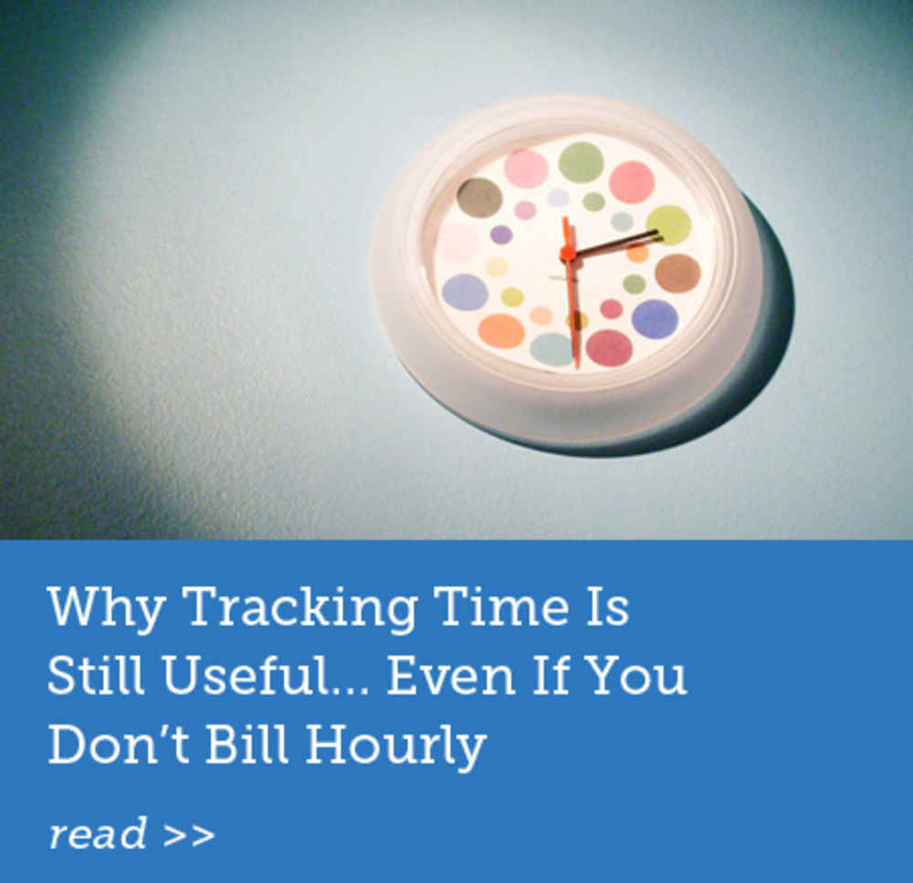 Why Tracking Time Is Still Useful