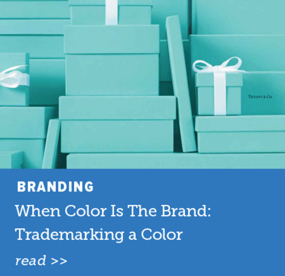 When Color Is The Brand