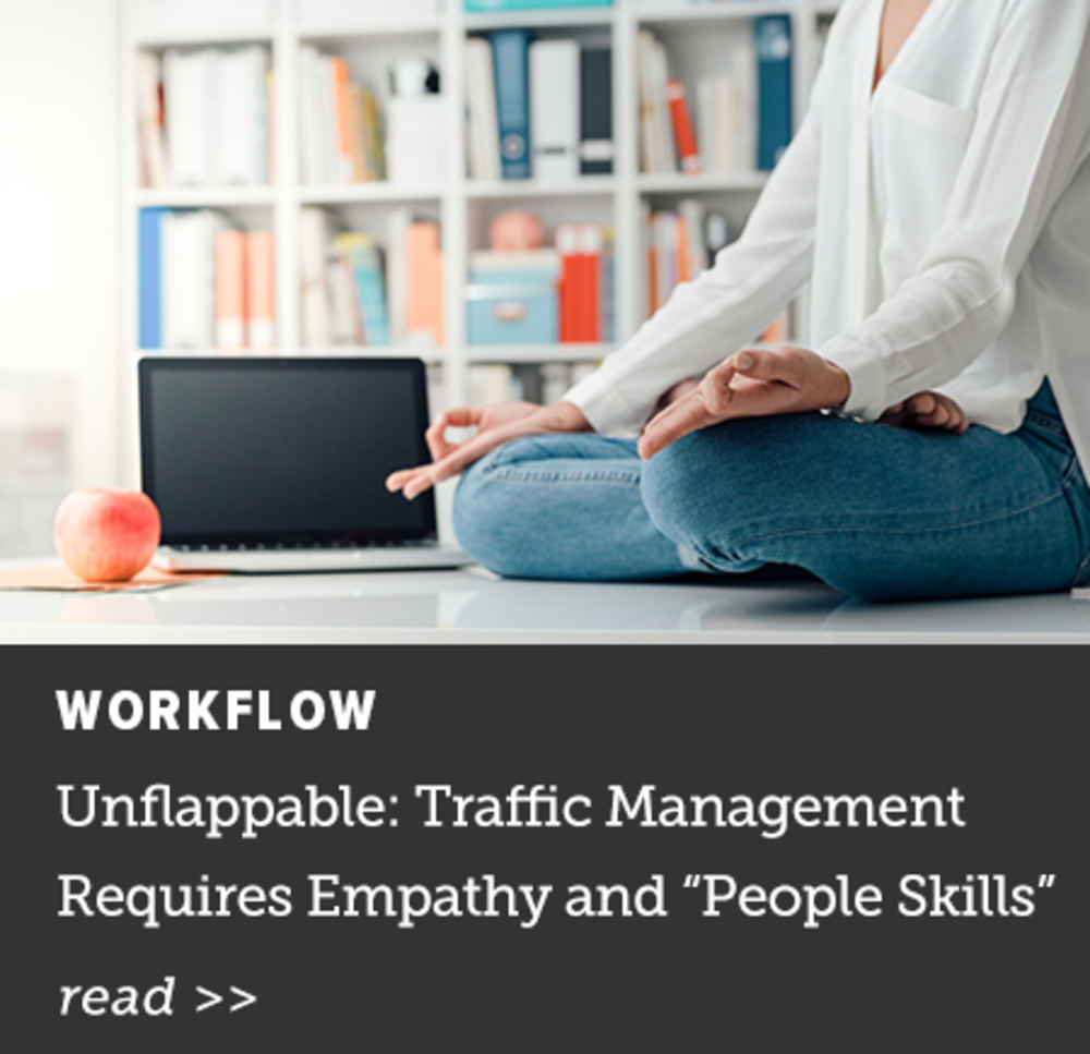 Unflappable: Traffic Management Requires Empathy