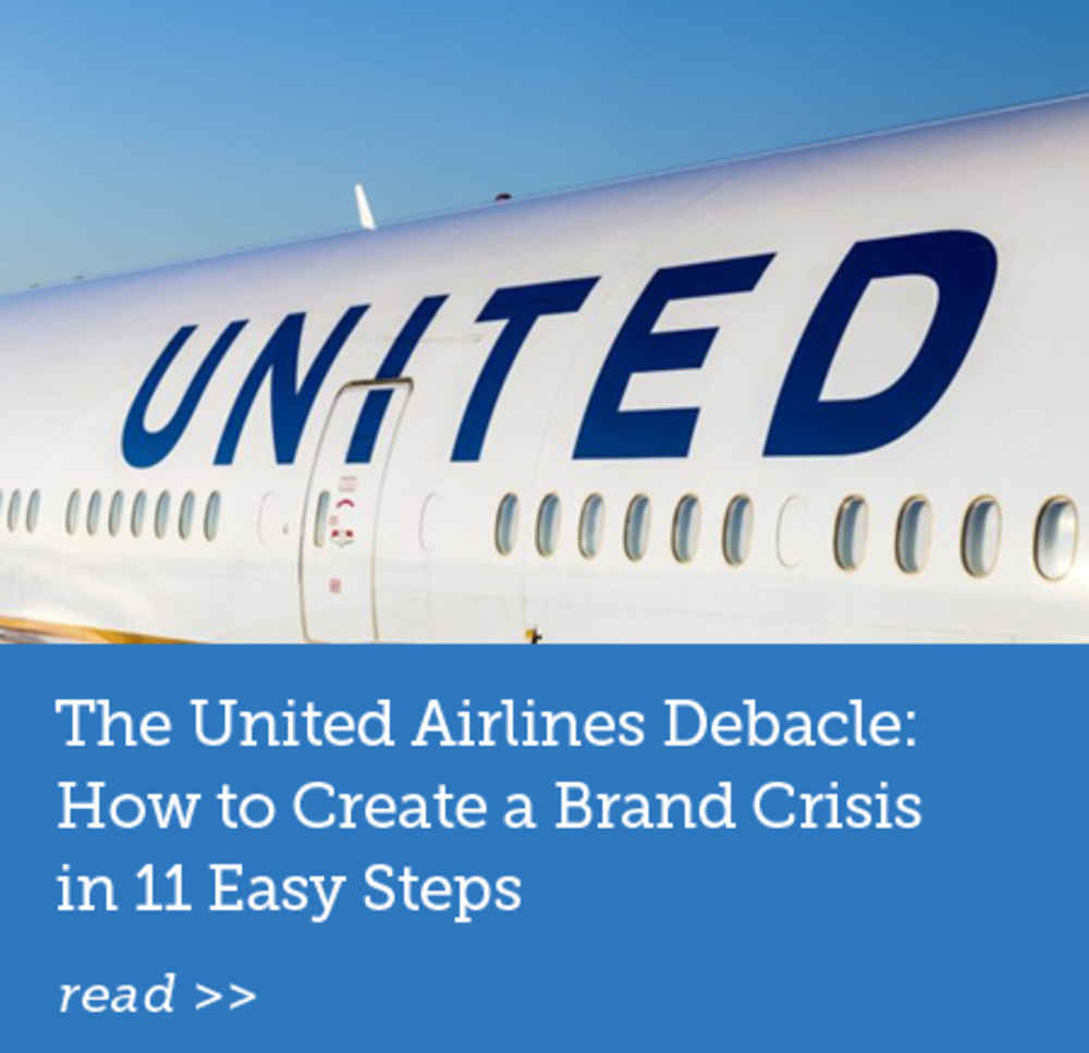 The United Airlines Debacle