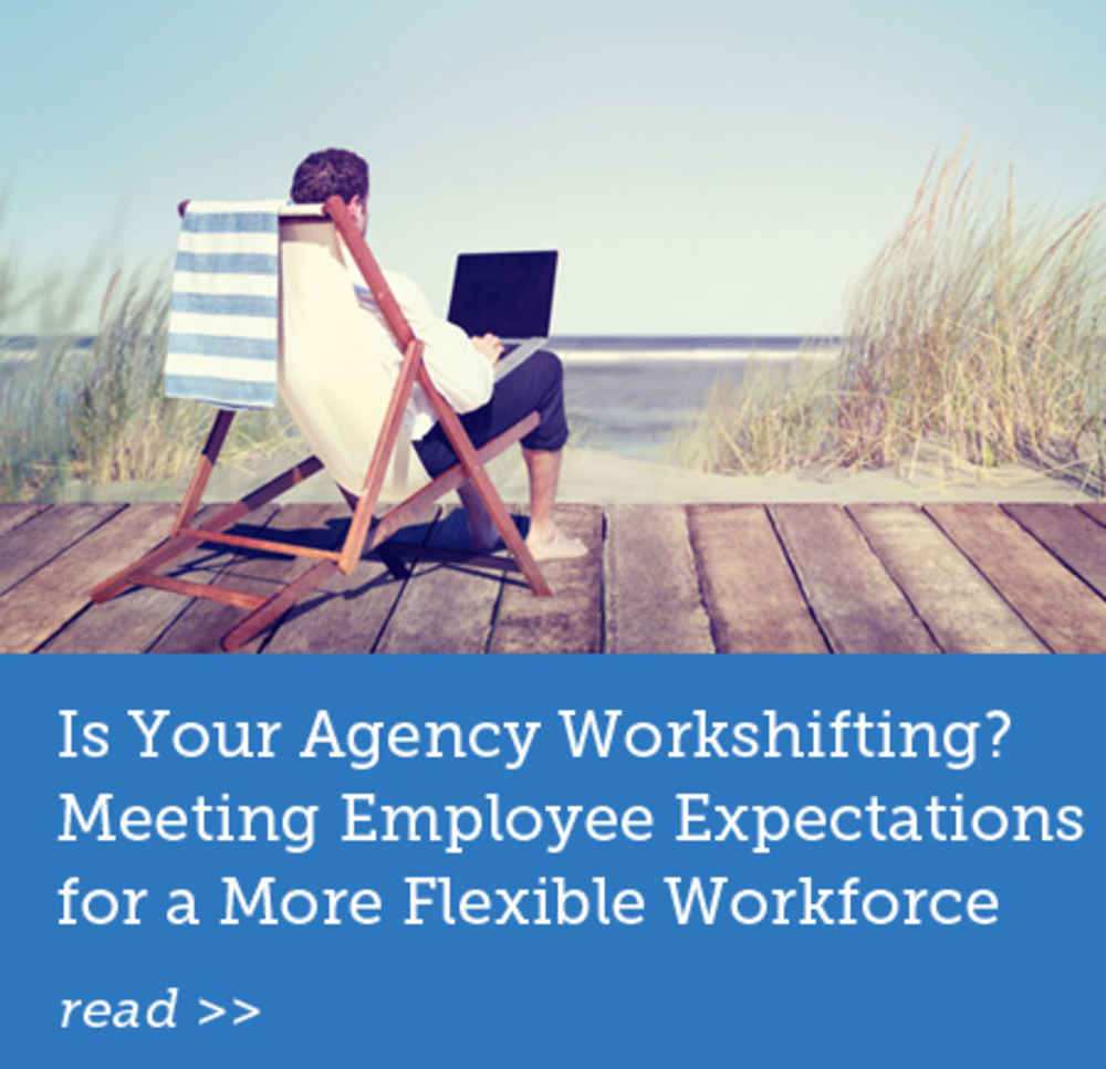 Is Your Agency Workshifting?